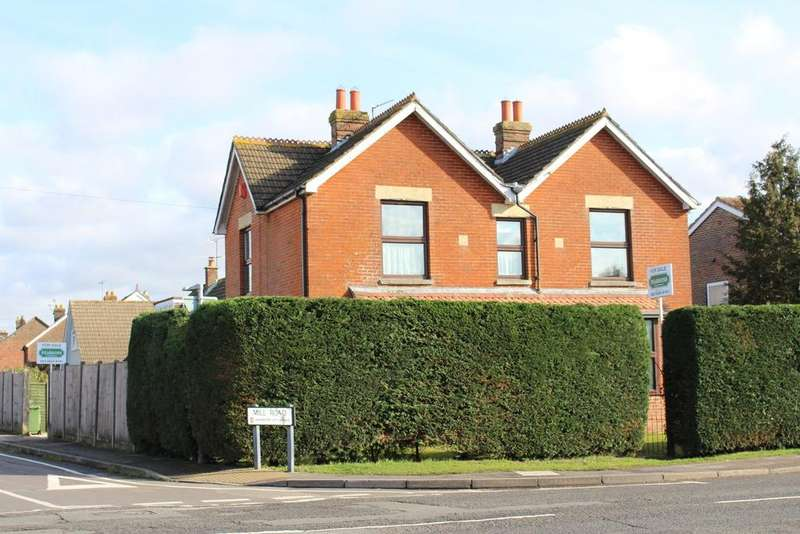 4 Bedrooms Detached House for sale in HAMBLEDON ROAD, DENMEAD