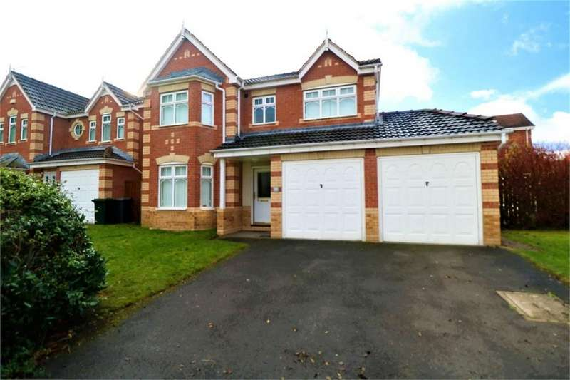 4 Bedrooms Detached House for sale in Low Golden Smithies, Swinton, Mexborough, South Yorkshire
