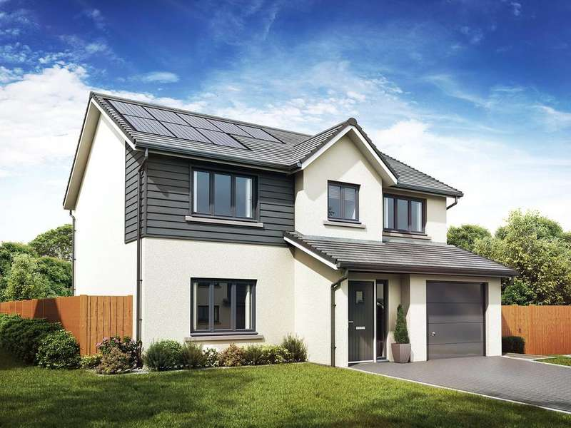 4 Bedrooms House for sale in Plot 17, The Maple, Barley Brae, Tantallon Road, North Berwick, East Lothian