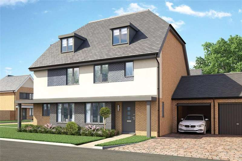 4 Bedrooms Semi Detached House for sale in Ascots Lane, Welwyn Garden City, Hertfordshire