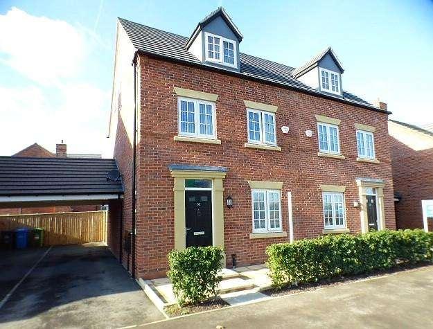 3 Bedrooms House for sale in Wharford Lane, Sandymoor, Runcorn