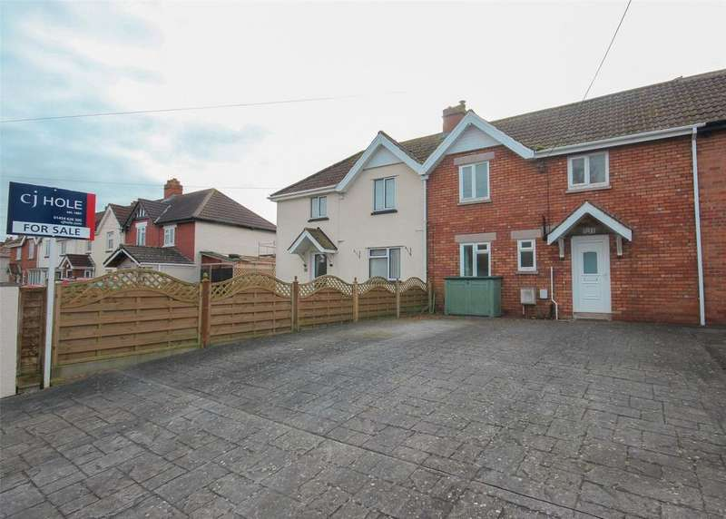 3 Bedrooms Terraced House for sale in Hempton Lane, Almondsbury, Bristol, BS32