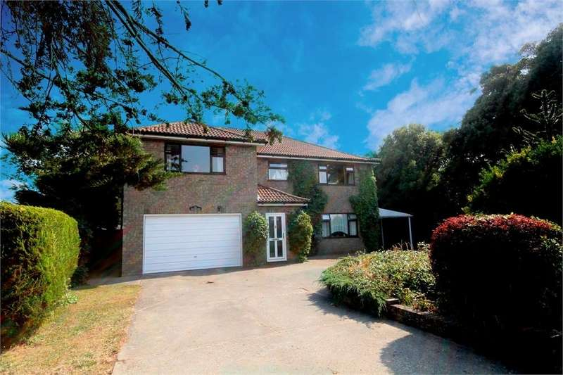 4 Bedrooms Detached House for sale in Kirby Road, Back Water Views