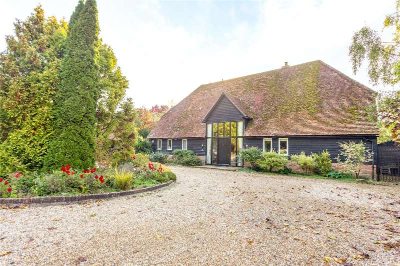 4 Bedrooms Detached House for sale in Pitt, Winchester, Hampshire, SO22
