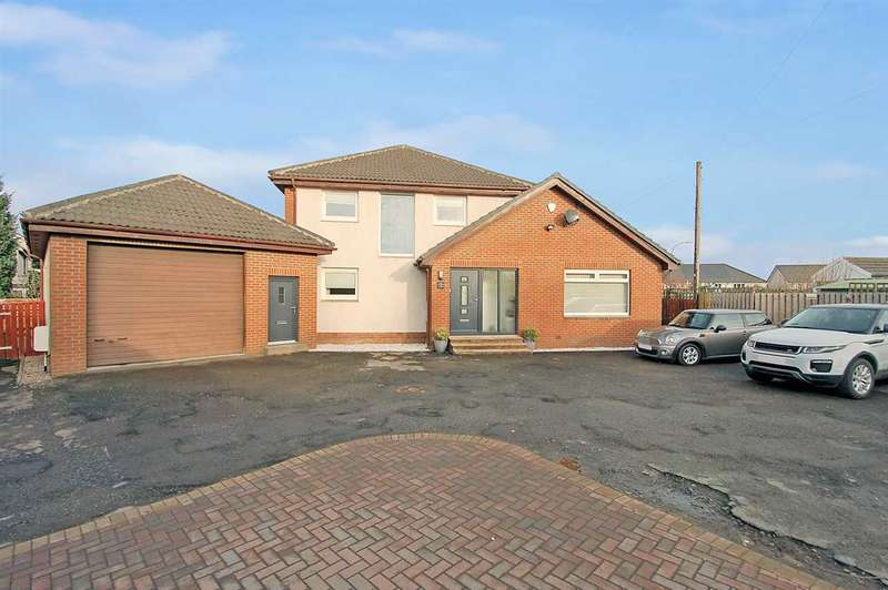 5 Bedrooms Detached Villa House for sale in Queensferry Road, Kirkliston