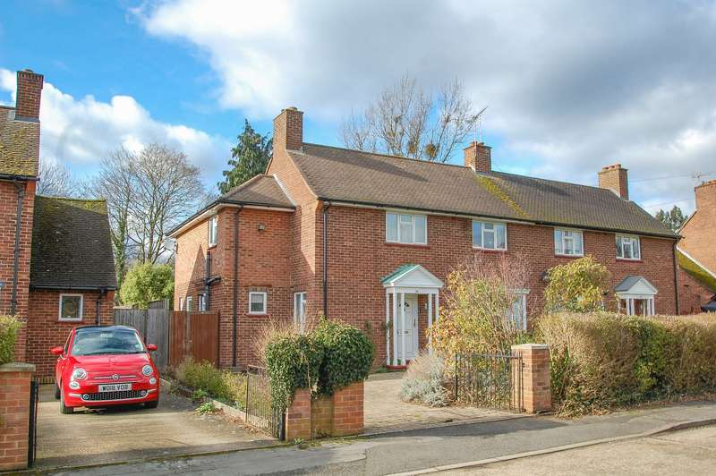 4 Bedrooms Semi Detached House for sale in Sefton Close, Stoke Poges, SL2