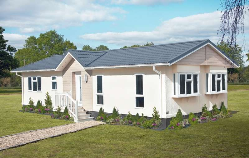 2 Bedrooms Mobile Home for sale in Saltmarshe Castle Residential Park, Herefordshire