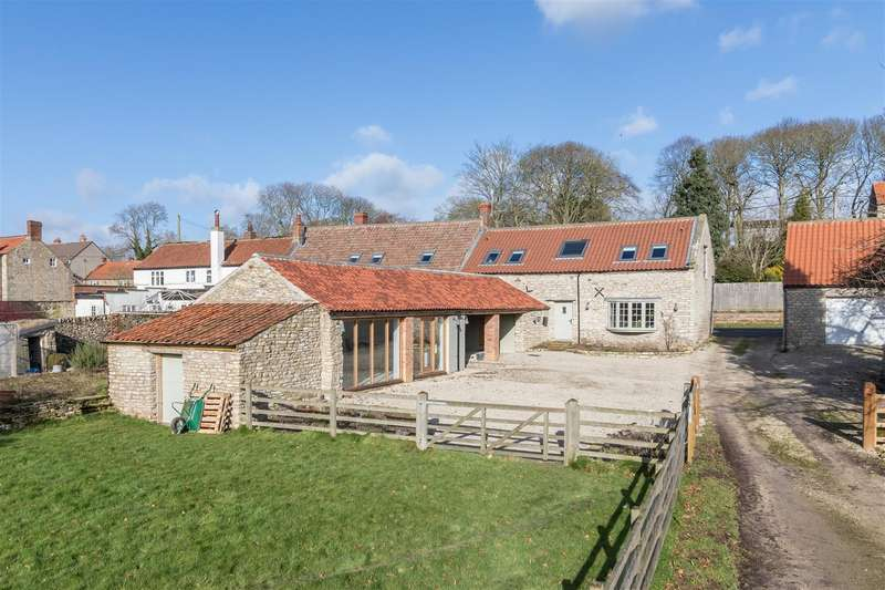 4 Bedrooms House for sale in Beestone Cottage, Aislaby, Pickering, YO18 8PE