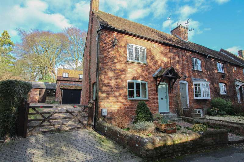 2 Bedrooms Cottage House for sale in Vicarage Lane, Ivinghoe