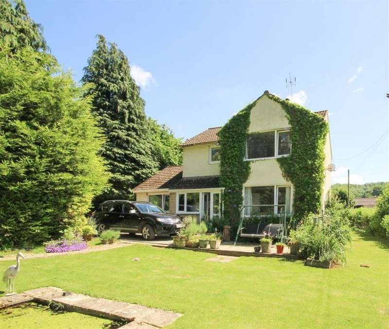 4 Bedrooms Detached House for sale in Waterley Bottom, North Nibley, Dursley, GL11 6EF