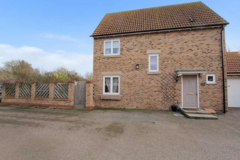 3 Bedrooms Detached House for sale in Southern Cross, Wixams, Bedford, MK42