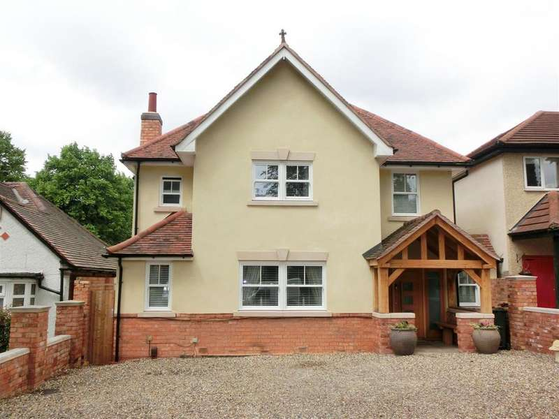4 Bedrooms Detached House for sale in Southam Road, Hall Green, Birmingham
