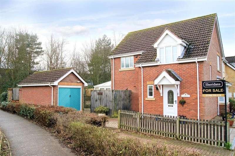 3 Bedrooms Detached House for sale in Jermyn Avenue, Bury St. Edmunds