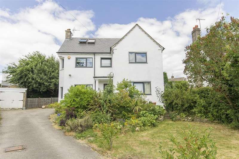 3 Bedrooms Detached House for sale in Holymoor Road, Holymoorside, Chesterfield