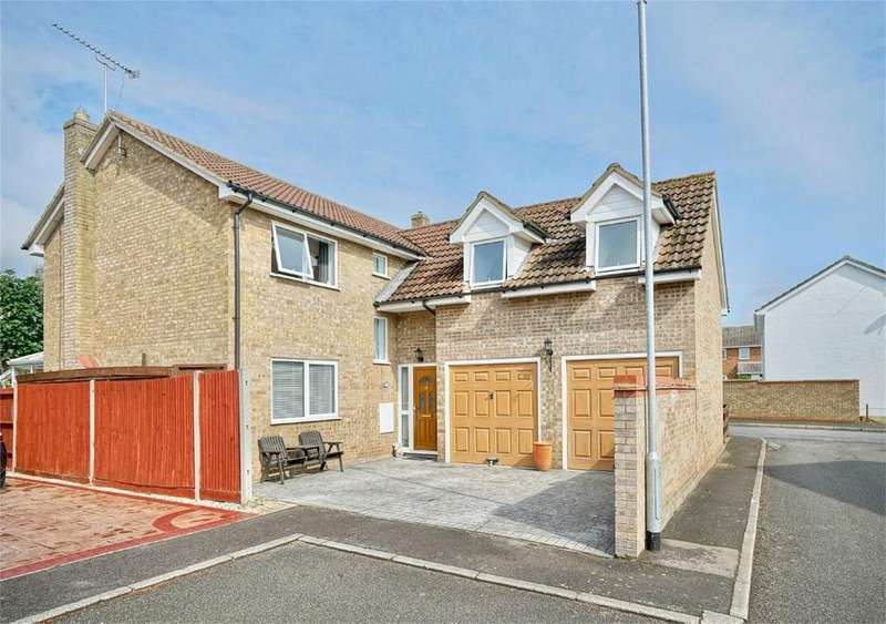 5 Bedrooms Detached House for sale in Southoe, St Neots, Cambridgeshire