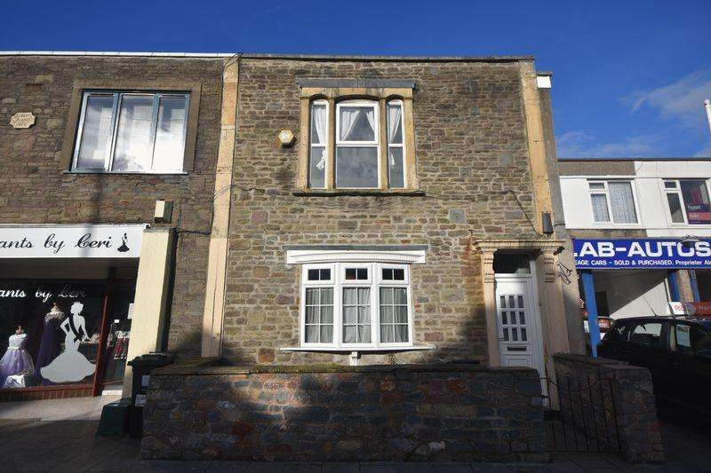 3 Bedrooms Terraced House for sale in High Street Staple Hill