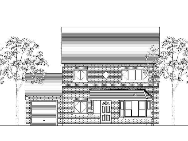 4 Bedrooms Detached House for sale in The Stratford at Derryfield Court, Queens Road/Basons Lane