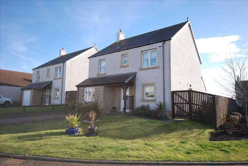 4 Bedrooms Detached House for sale in Keir Hardie Drive, Ardrossan