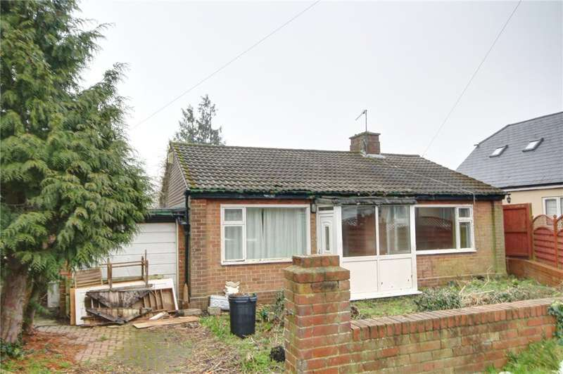2 Bedrooms Detached Bungalow for sale in Lowland Road, Brandon, Durham, DH7