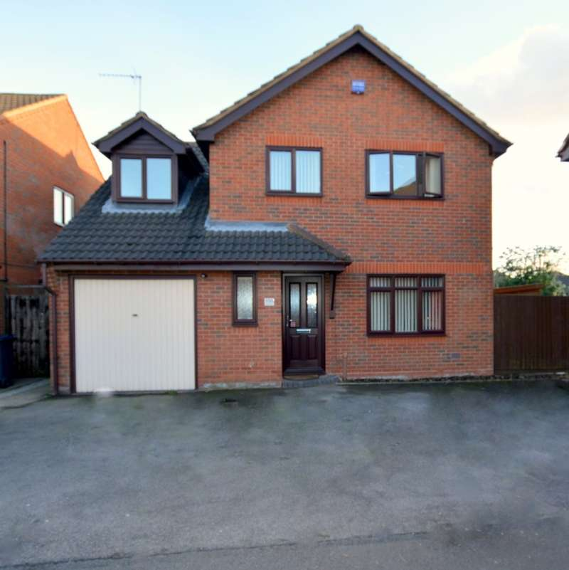4 Bedrooms Detached House for sale in Bartley Woods, Bartley Green