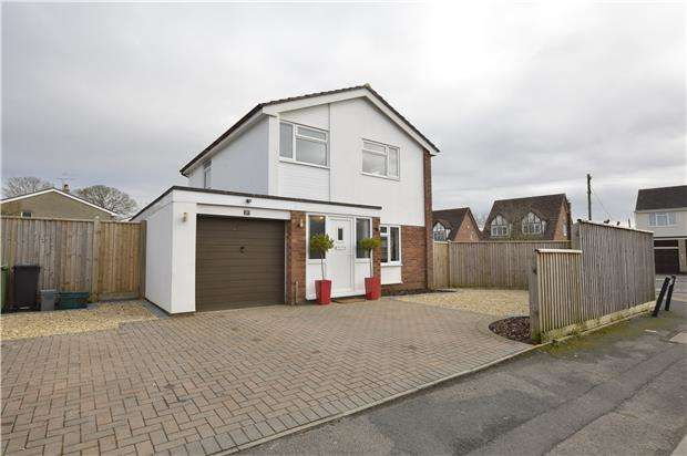 4 Bedrooms Detached House for sale in Burrough Way, Winterbourne, BRISTOL, BS36 1LF