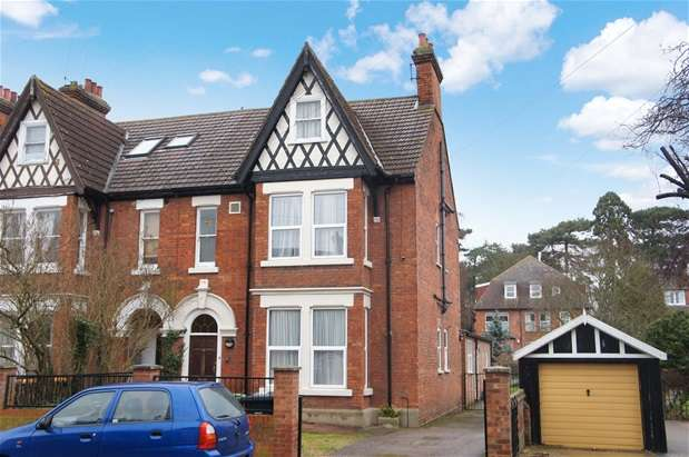 7 Bedrooms Semi Detached House for sale in St. Georges Road, Bedford