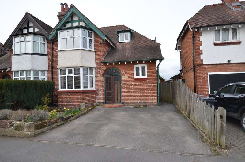 3 Bedrooms Semi Detached House for sale in Tenbury Road, Kings Heath , Birmingham, B14