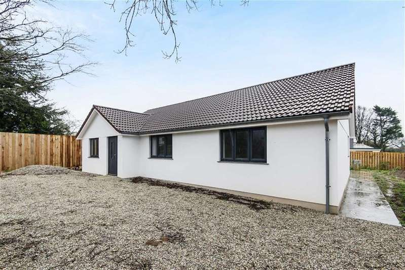3 Bedrooms Bungalow for sale in Tremeer Lane, St Tudy, Bodmin, Cornwall, PL30