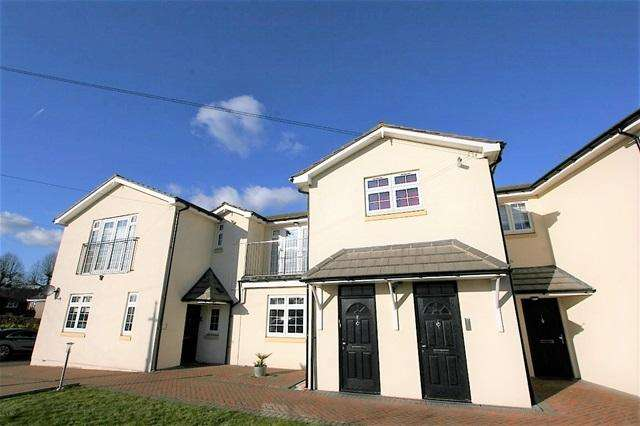 2 Bedrooms Flat for sale in Wensley Road, Reading