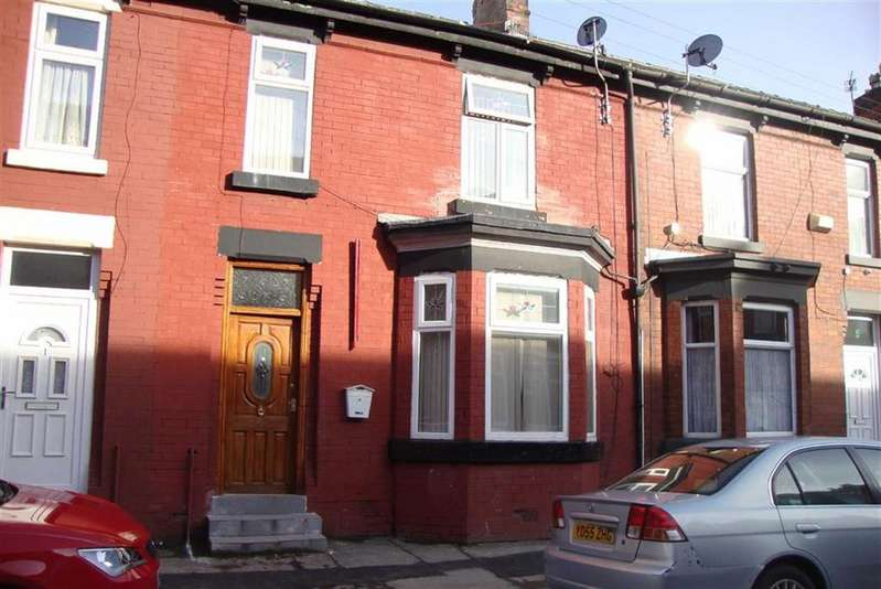 4 Bedrooms Terraced House for sale in Swayfield Avenue, Longsight, Manchester