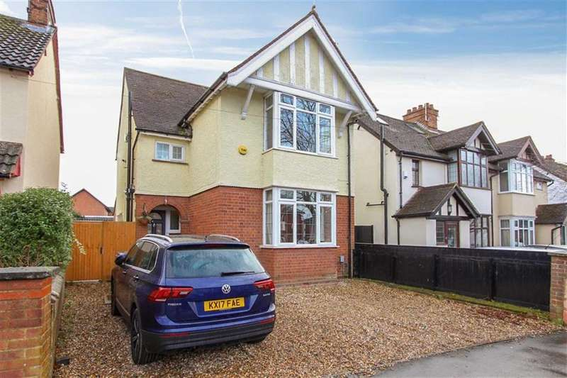 3 Bedrooms Detached House for sale in Mentmore Road, Linslade