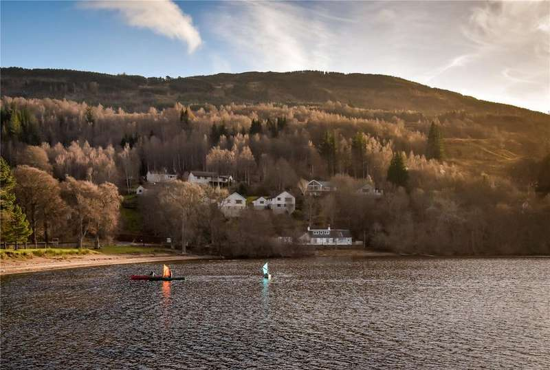 3 Bedrooms Detached House for sale in Balloch, 8 Braes Of Taymouth, Kenmore, Perthshire, PH15