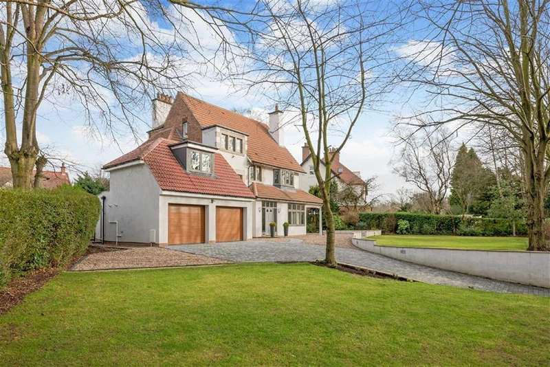 5 Bedrooms Detached House for sale in Hereford Road, Harrogate, North Yorkshire