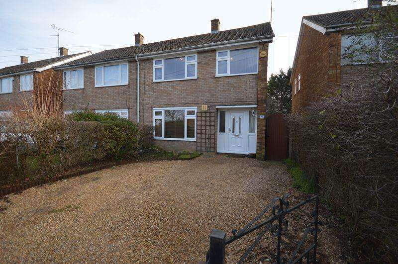 3 Bedrooms Semi Detached House for sale in Brunel Road.