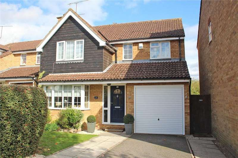 4 Bedrooms Detached House for sale in Coltsfoot, Welwyn Garden City, Hertfordshire