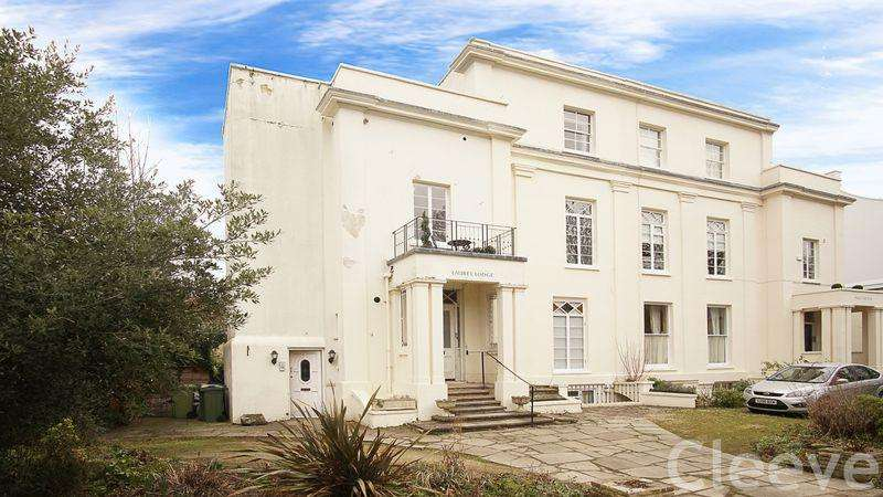 2 Bedrooms Apartment Flat for sale in Wellington Square, Cheltenham