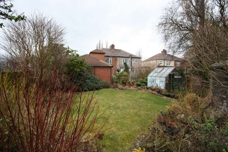 3 Bedrooms Semi Detached House for sale in Del Strother Avenue, Stockton-On-Tees, TS19