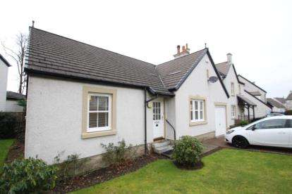 3 Bedrooms Bungalow for sale in The Grange, Perceton, Irvine, North Ayrshire