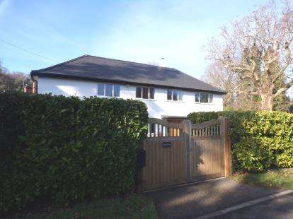 4 Bedrooms Detached House for sale in Lyndhurst, Southampton, Hants