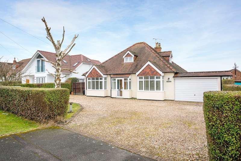 4 Bedrooms Detached House for sale in Kidnappers Lane, Leckhampton, Cheltenham GL53 0NL