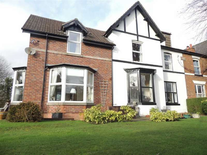 9 Bedrooms Semi Detached House for sale in Station Road, Marple, Stockport