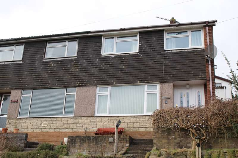 3 Bedrooms Semi Detached House for sale in Oaks Court, Abersychan, Pontypool, NP4