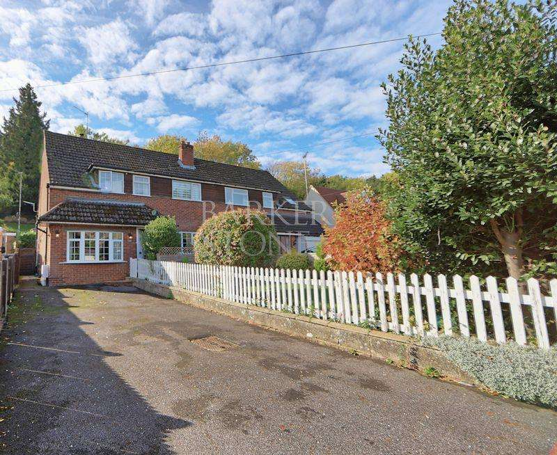 4 Bedrooms Semi Detached House for sale in Extended 4/5 Bedroom, Marlow Bottom