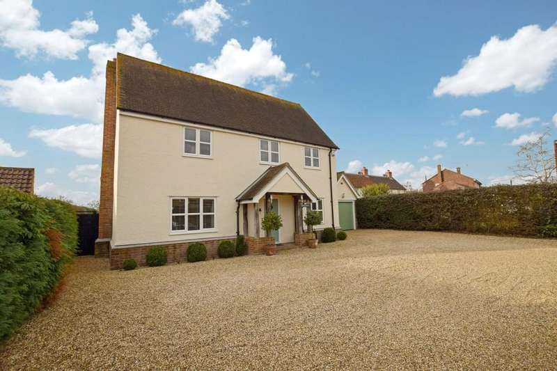 4 Bedrooms Detached House for sale in Greenstead Green, Halstead CO9 1QT