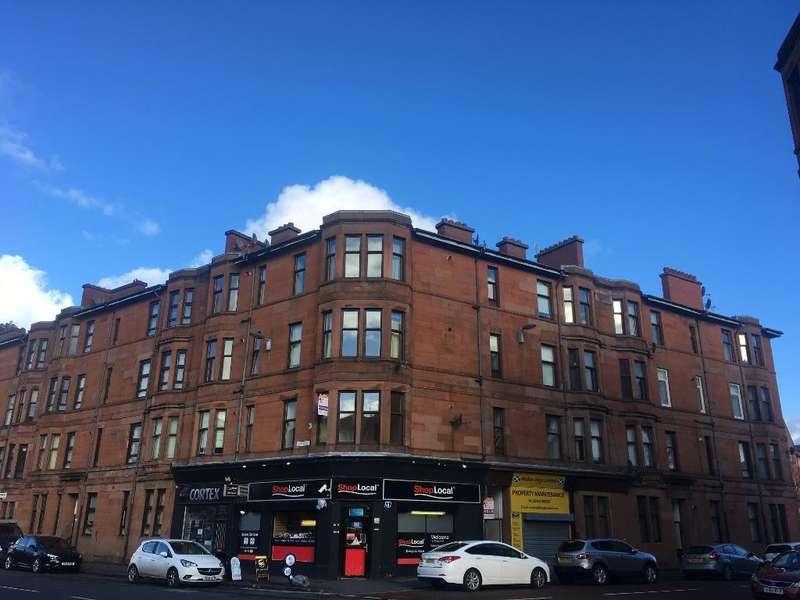 2 Bedrooms Flat for sale in Greenholme Street, Glasgow, G44 4DU