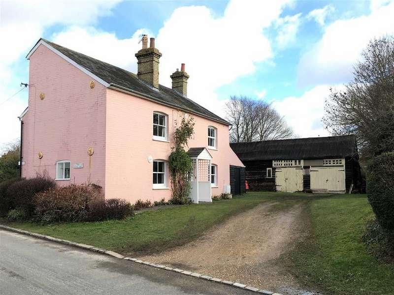 4 Bedrooms Detached House for sale in Royal Oak Lane, Pirton, SG5
