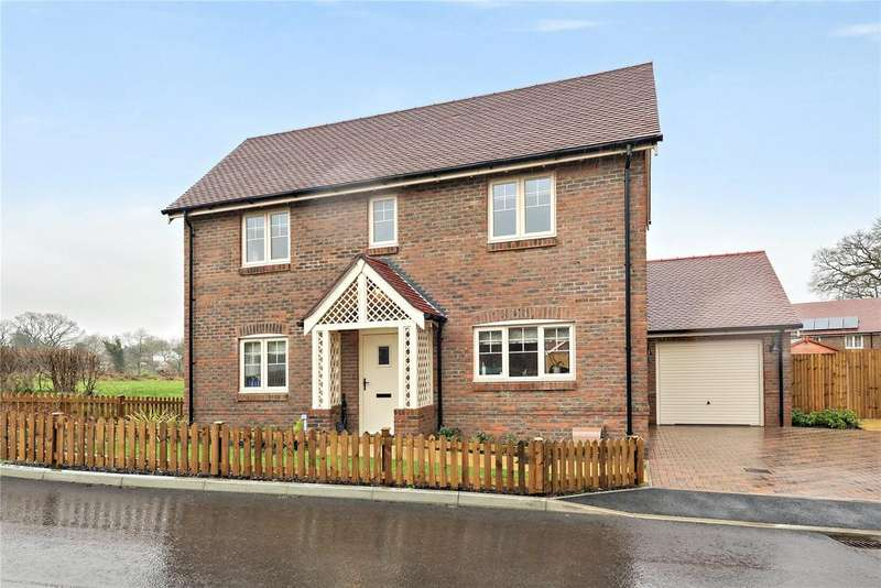 4 Bedrooms Detached House for sale in Knowle Park Lane, Fair Oak, Eastleigh, Hampshire, SO50