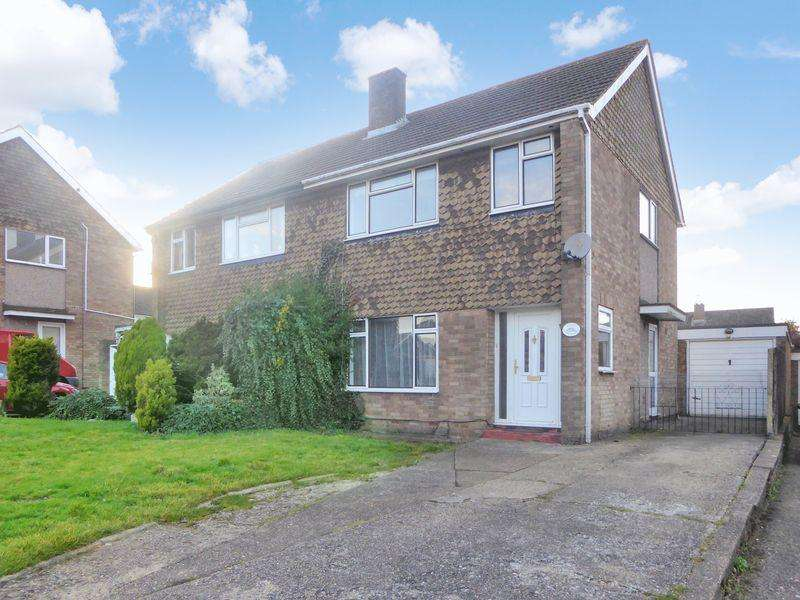 3 Bedrooms Semi Detached House for sale in Oldhill, Dunstable