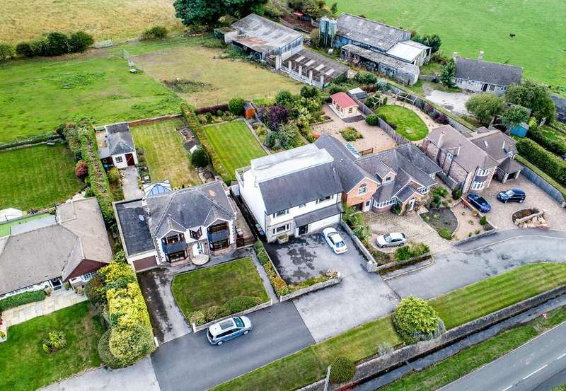 5 Bedrooms Detached House for sale in Northern Common, Dronfield Woodhouse