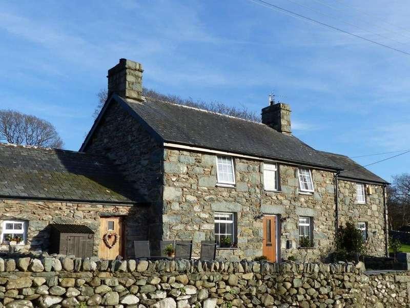 5 Bedrooms Detached House for sale in Ty'n y Coed, Dyffryn Ardudwy, LL44 2DA